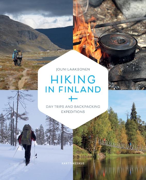 Cartes de randonnée Finlande