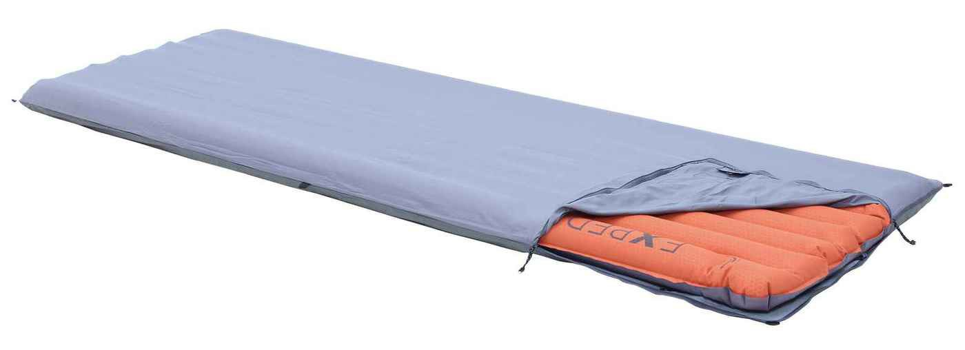 exped mat cover housse drap de protection pour matelas. Black Bedroom Furniture Sets. Home Design Ideas