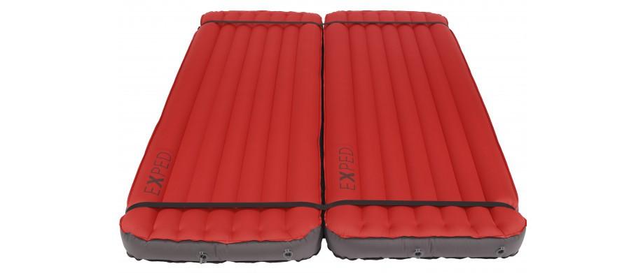 exped megamat lite 12 matelas de camping gonflable confortable et isol. Black Bedroom Furniture Sets. Home Design Ideas