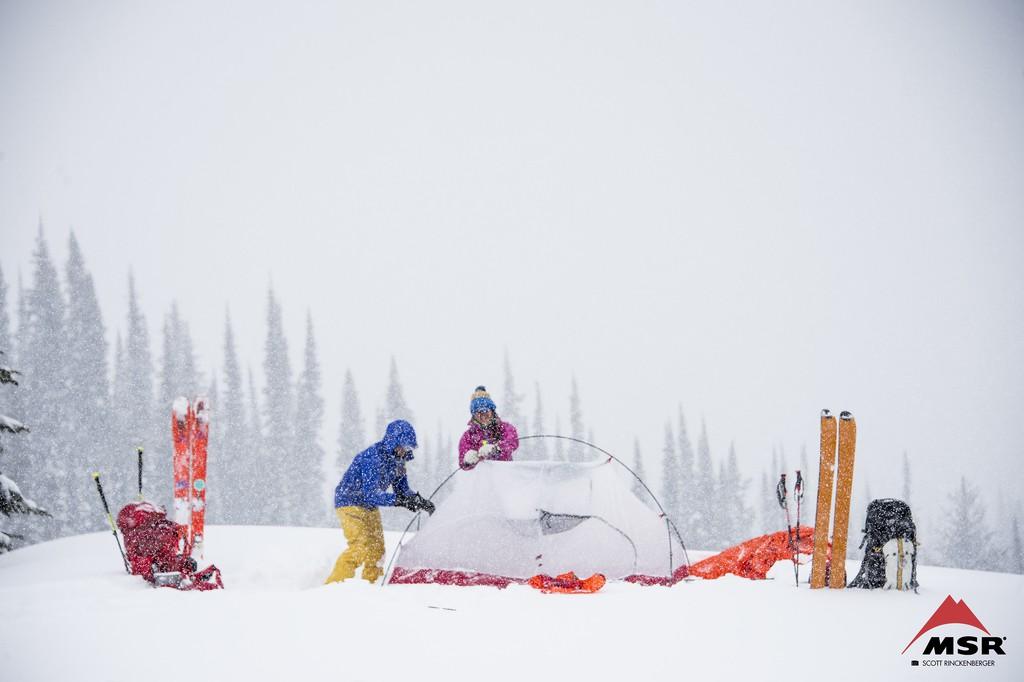 Tente 2 personnes, 4 saisons Access™ 2, pour la rando à ski