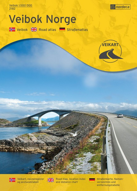 Atlas Veibok Norge