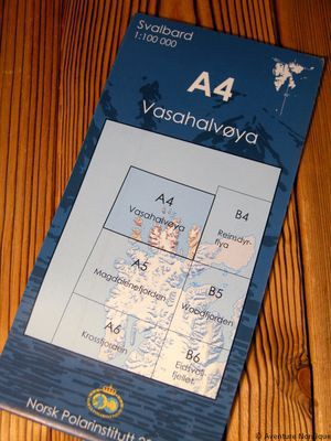A4 Vasahalvøya
