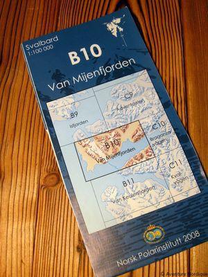 B10 Van Mijenfjorden