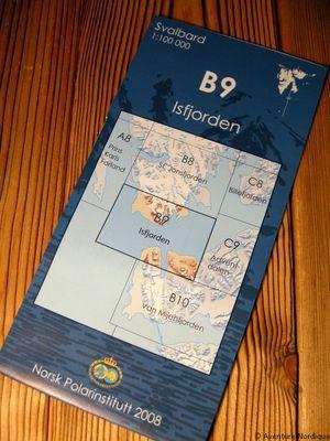 B9 Isfjorden