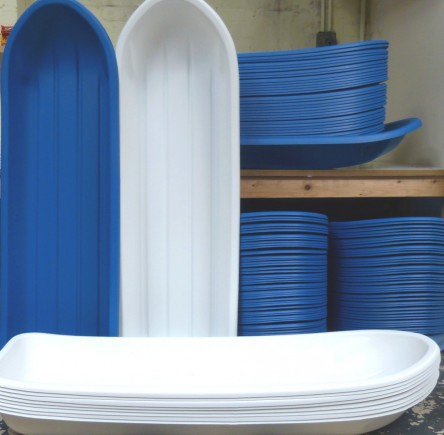 HDPE Trail Shell - Snowsled