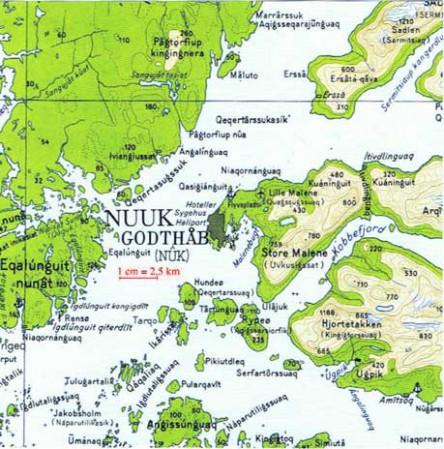 Upernavik Avannarleq/Upernavik Nord.