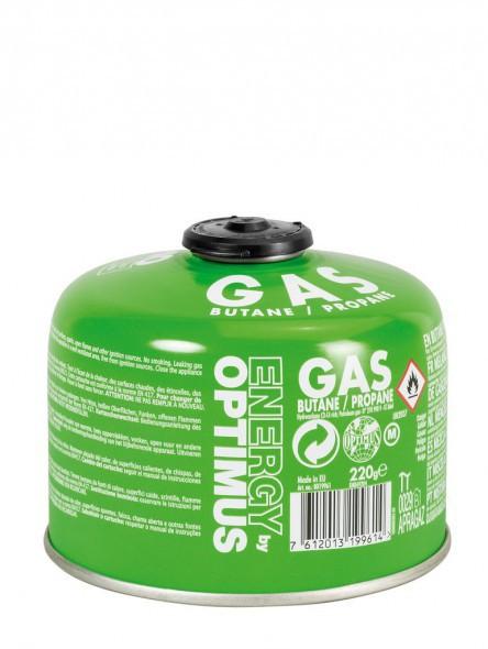 Optimus Gas 230 g Butane/Isobutane/Propane