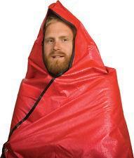 Hooded Grabber All Weather Blanket