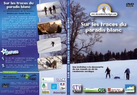 Dvd sur les traces du paradis blanc