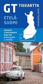 GT Tierkartta Etelä-Suomi