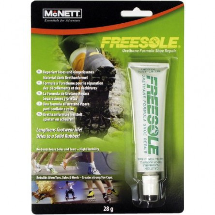 McNett 'Freesole' shoe repair set 28 m