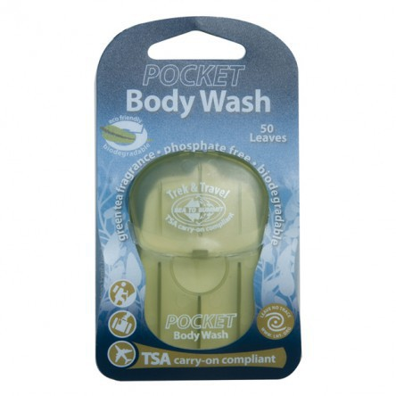 Pocket Body Wash Sea to Summit