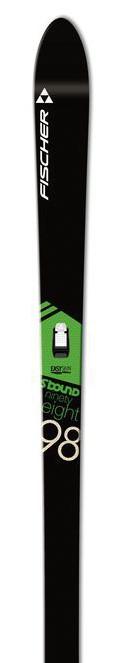 Skis Fischer S-Bound 98 Crown/Skin