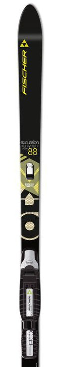 Skis Fischer Excursion 88 Crown/Skin