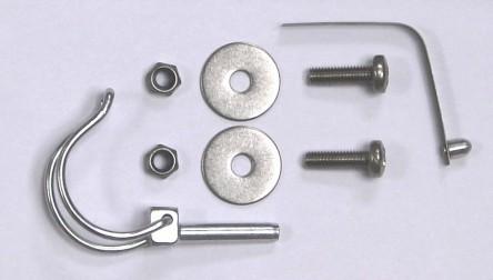Pulk, small items spares kit