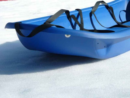 Pulka HDPE Expedition - Snowsled