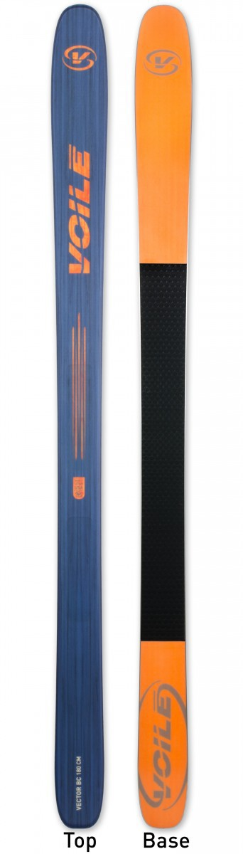 Skis Voile Vector BC