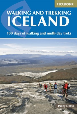 Cicerone Walking and trekking in Iceland