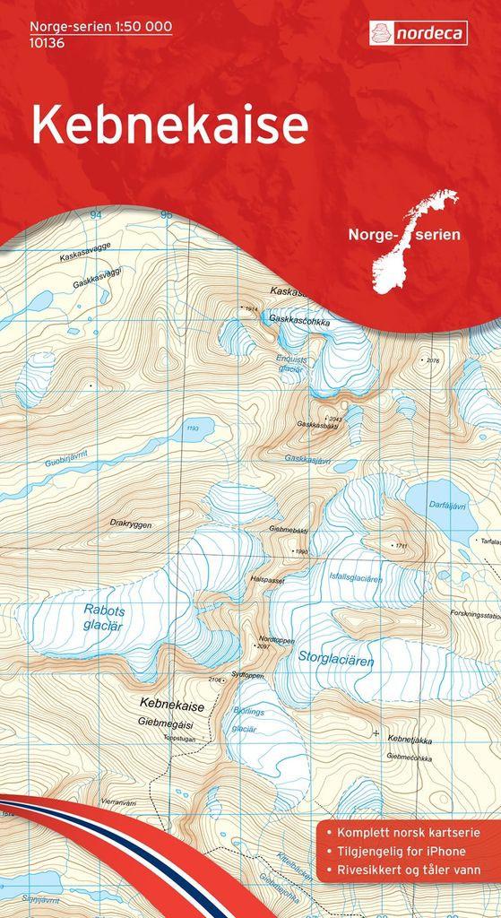 Kebnekaise Nordeca 10136