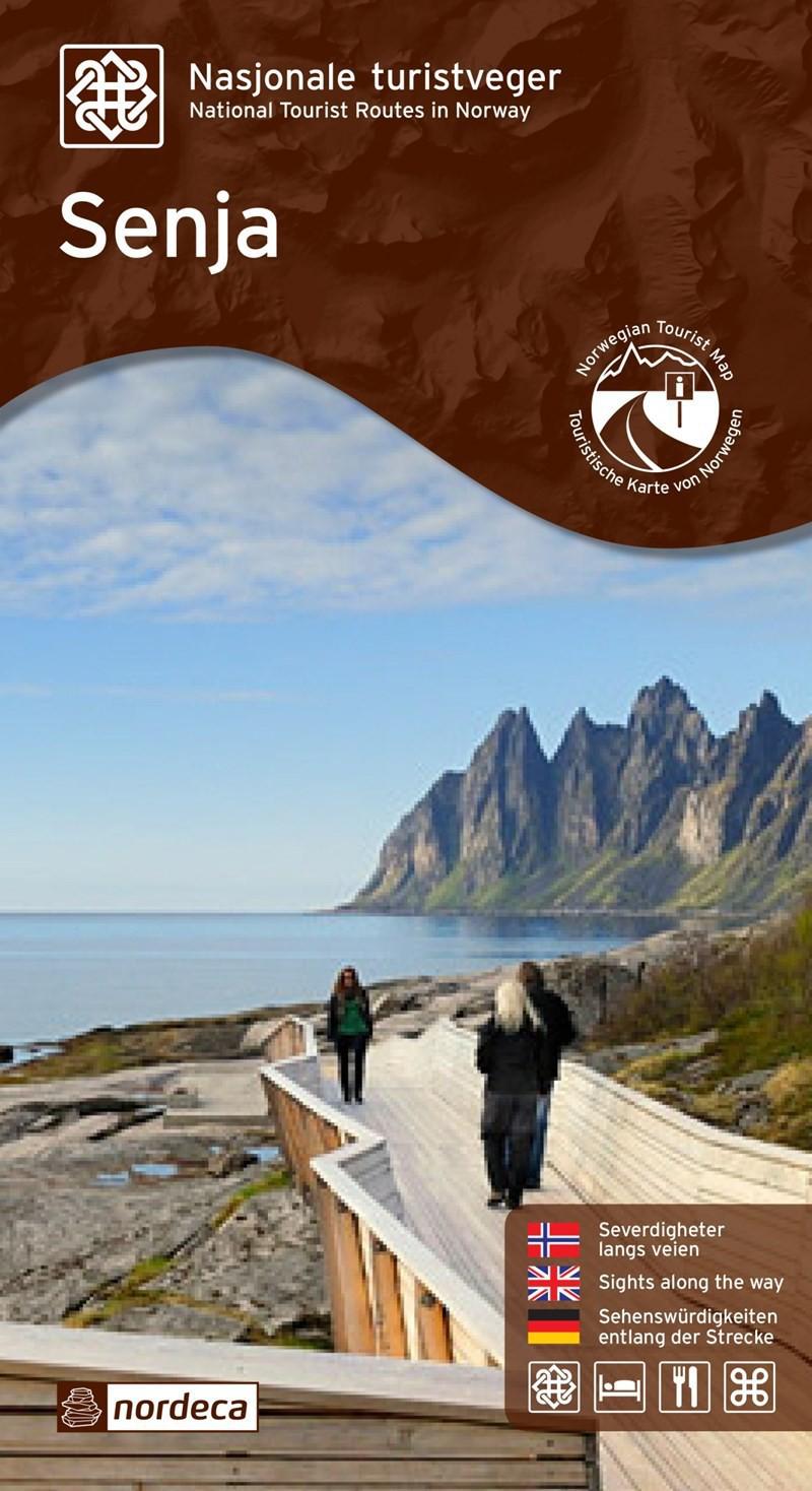 Nasjonale turistveger - Senja