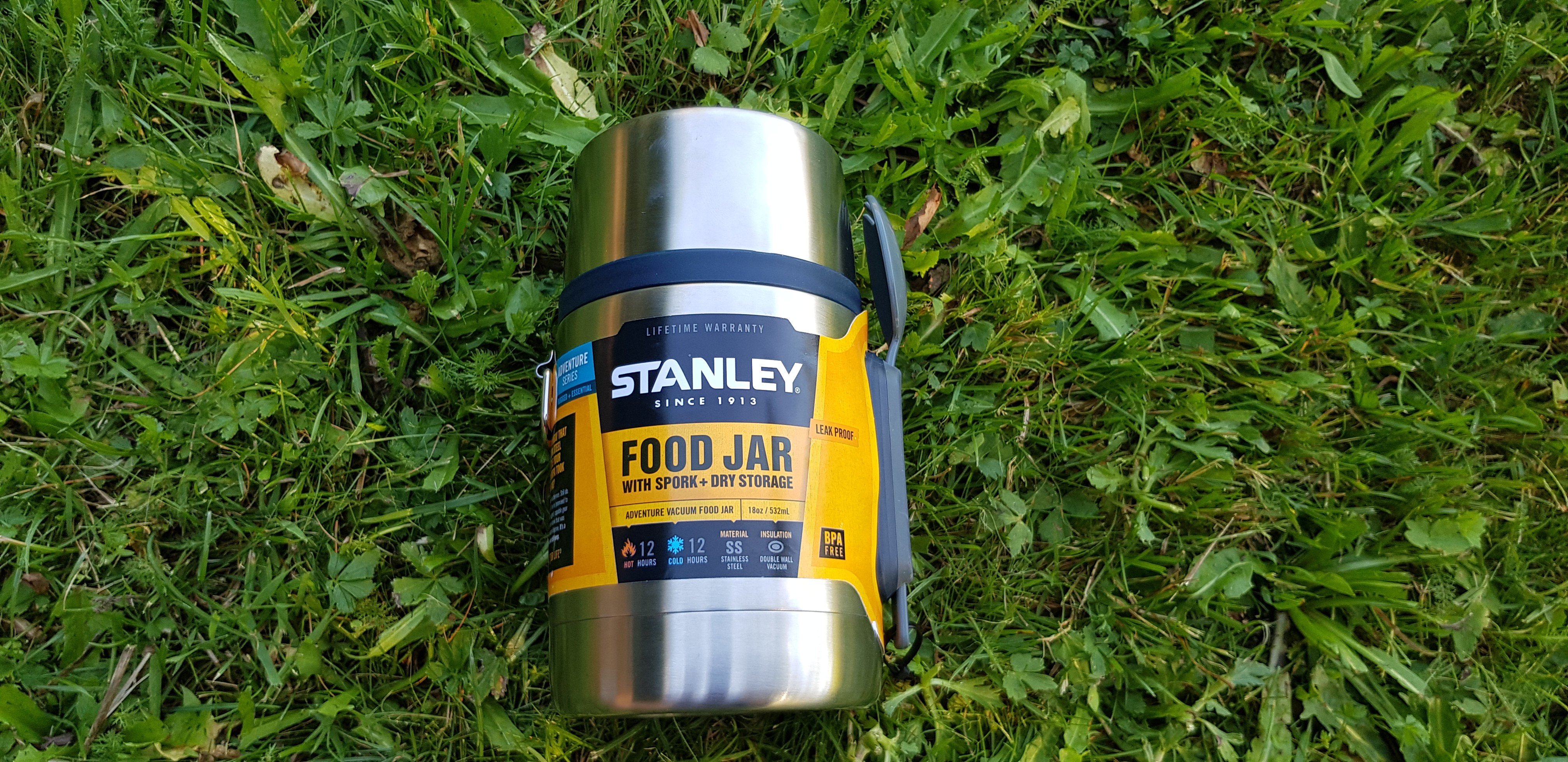 EXPO Stanley Food Jar with Spork