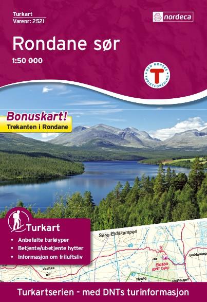 Rondane Sør - Norvège