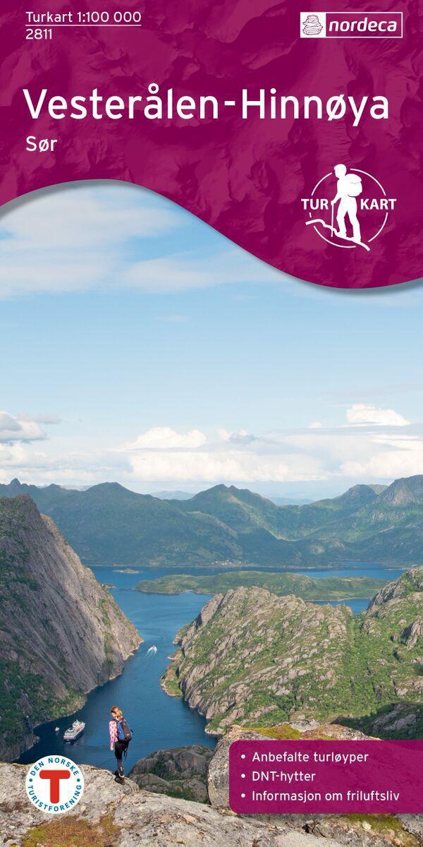 Vesterålen Hinnøya Sør - 2811