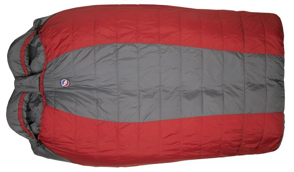 sac de couchage double big agnes big creek pour 2 personnes. Black Bedroom Furniture Sets. Home Design Ideas