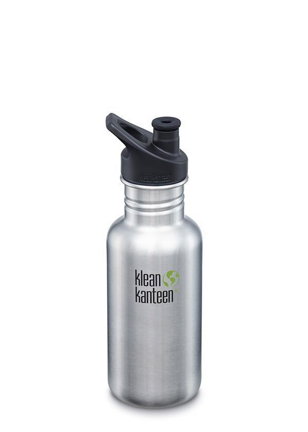 Klean Kanteen Classic 532 ml - Acier