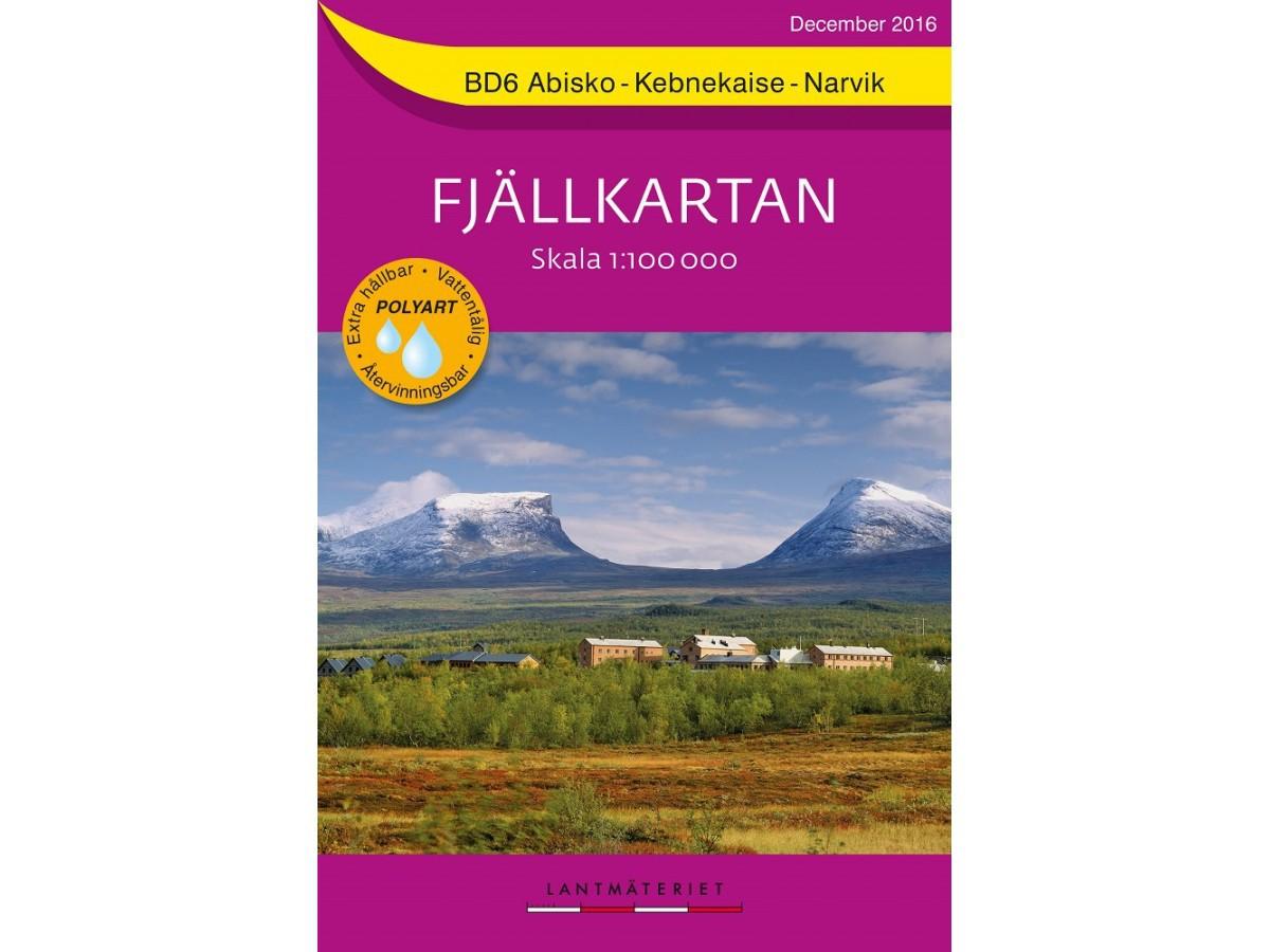 BD6 Abisko – Kebnekaise - Narvik