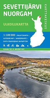 Sevettijärvi Nuorgam