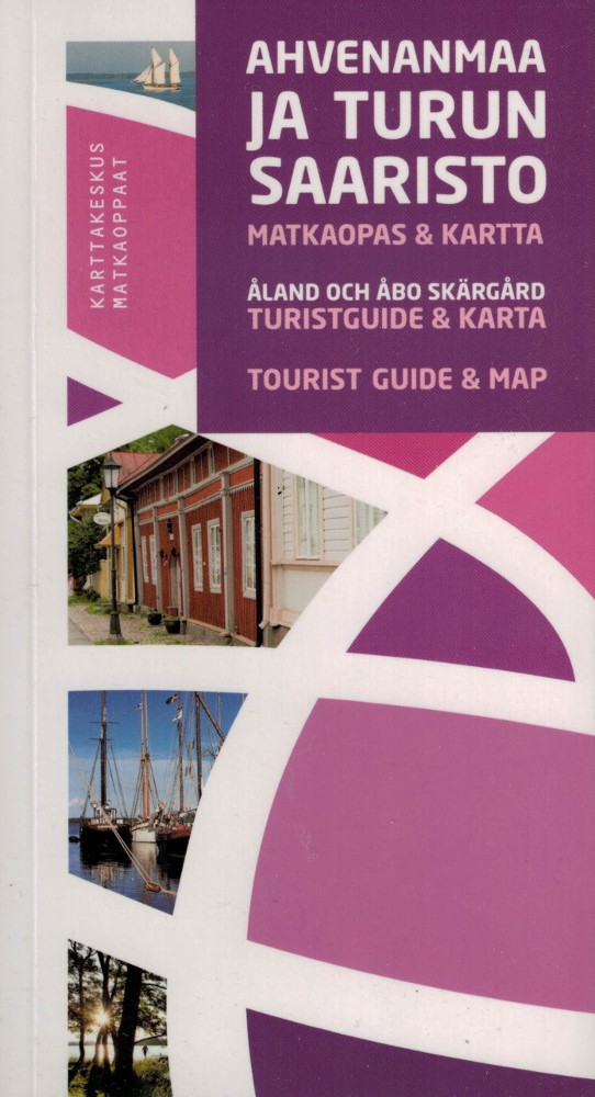 Åland and the archipelago of Turku,Tourist Guide & Map