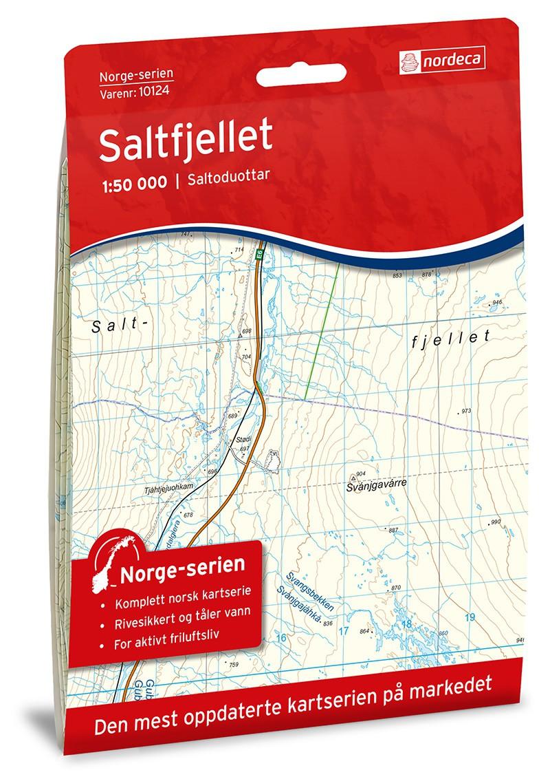 Saltfjellet - Nordeca - 10124