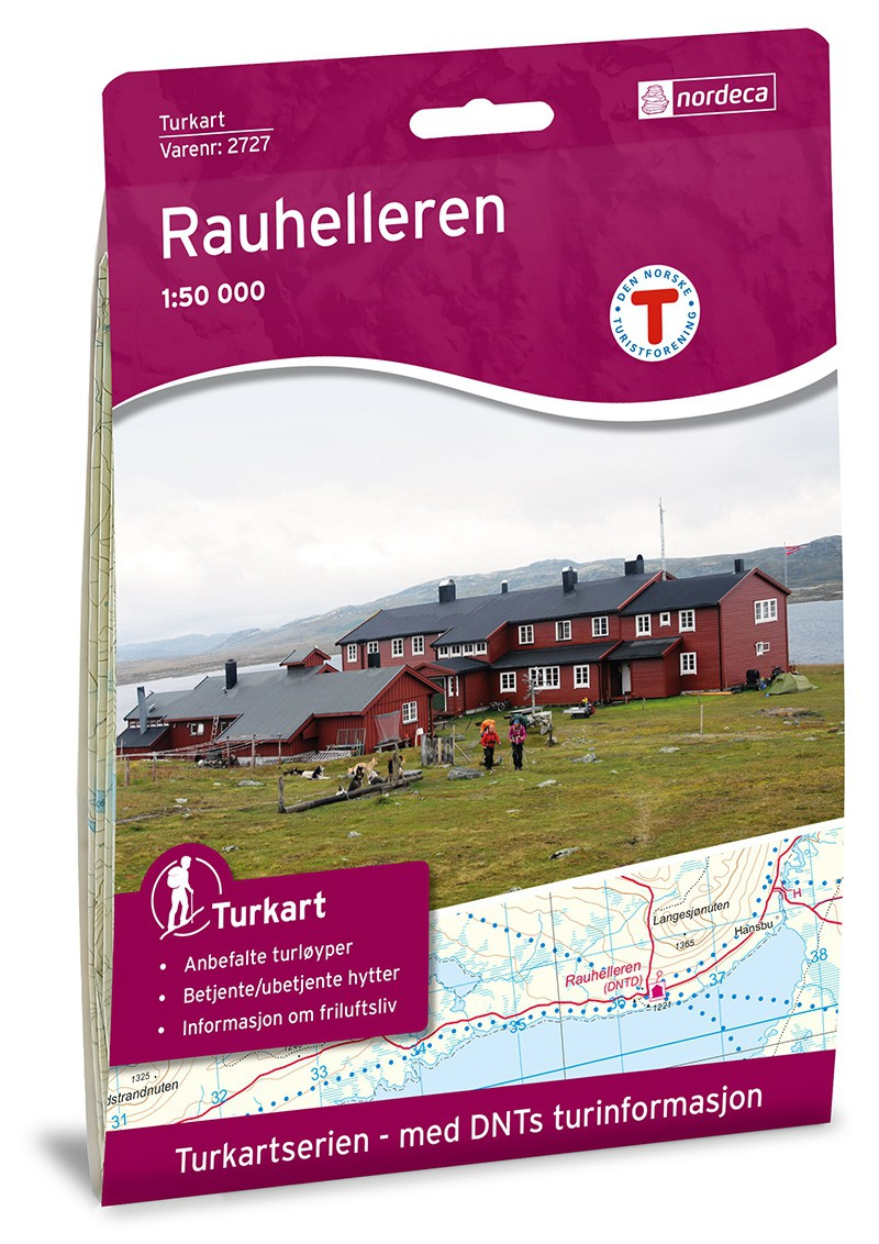 Rauhelleren 2727 - Norvège