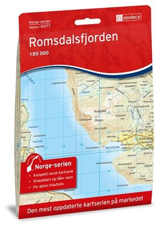 Romsdalsfjorden Nordeca 10077