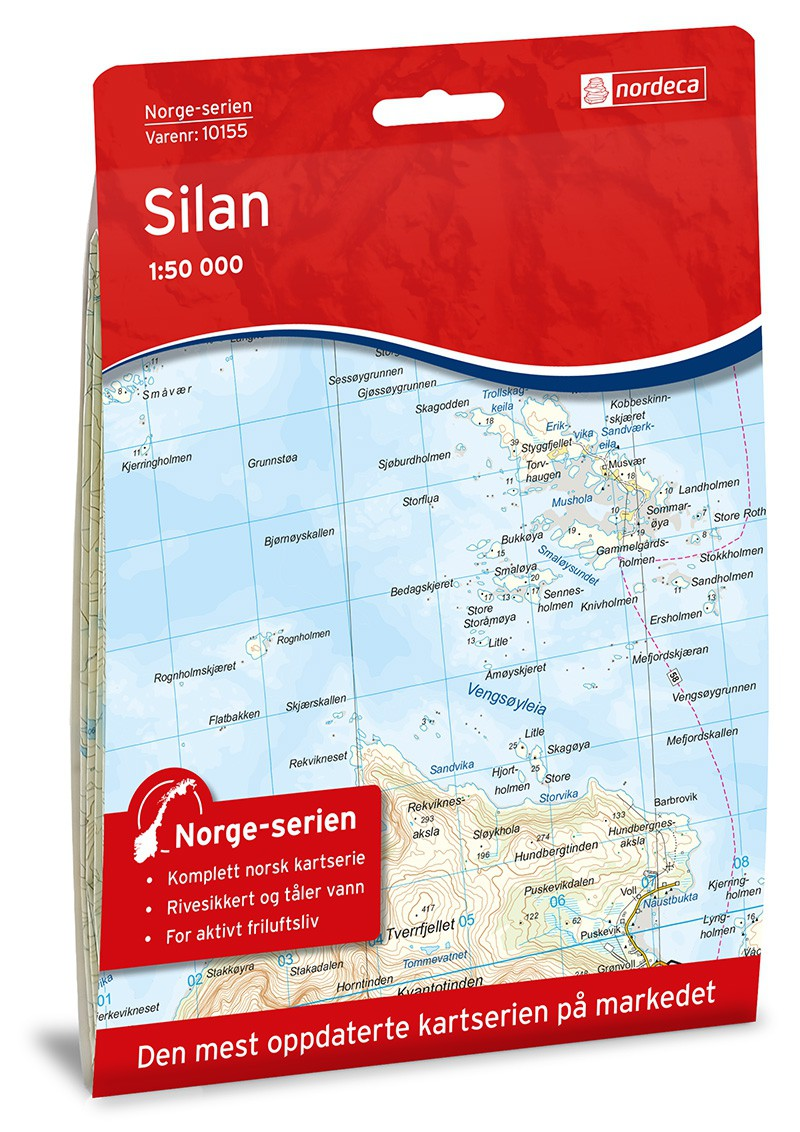 Silan Nordeca 10155