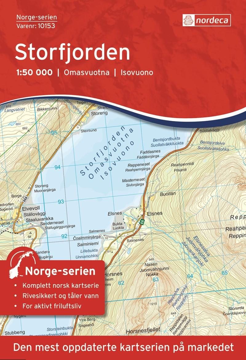 Storfjorden Nordeca 10153
