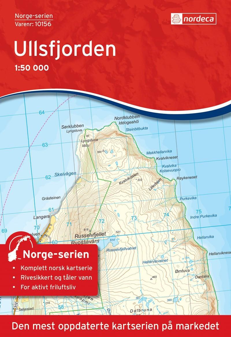 Ullsfjorden Nordeca 10156