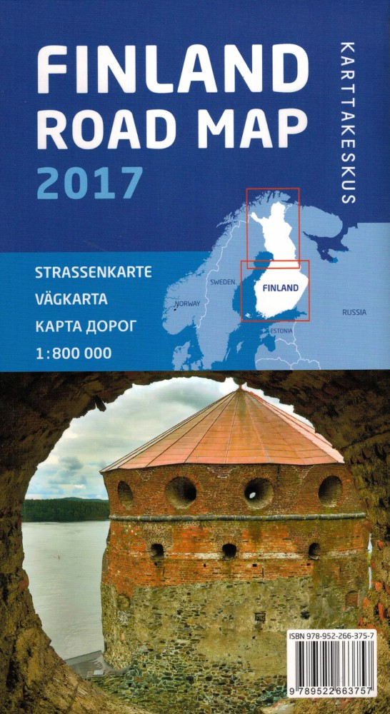Road Map Finland 2017