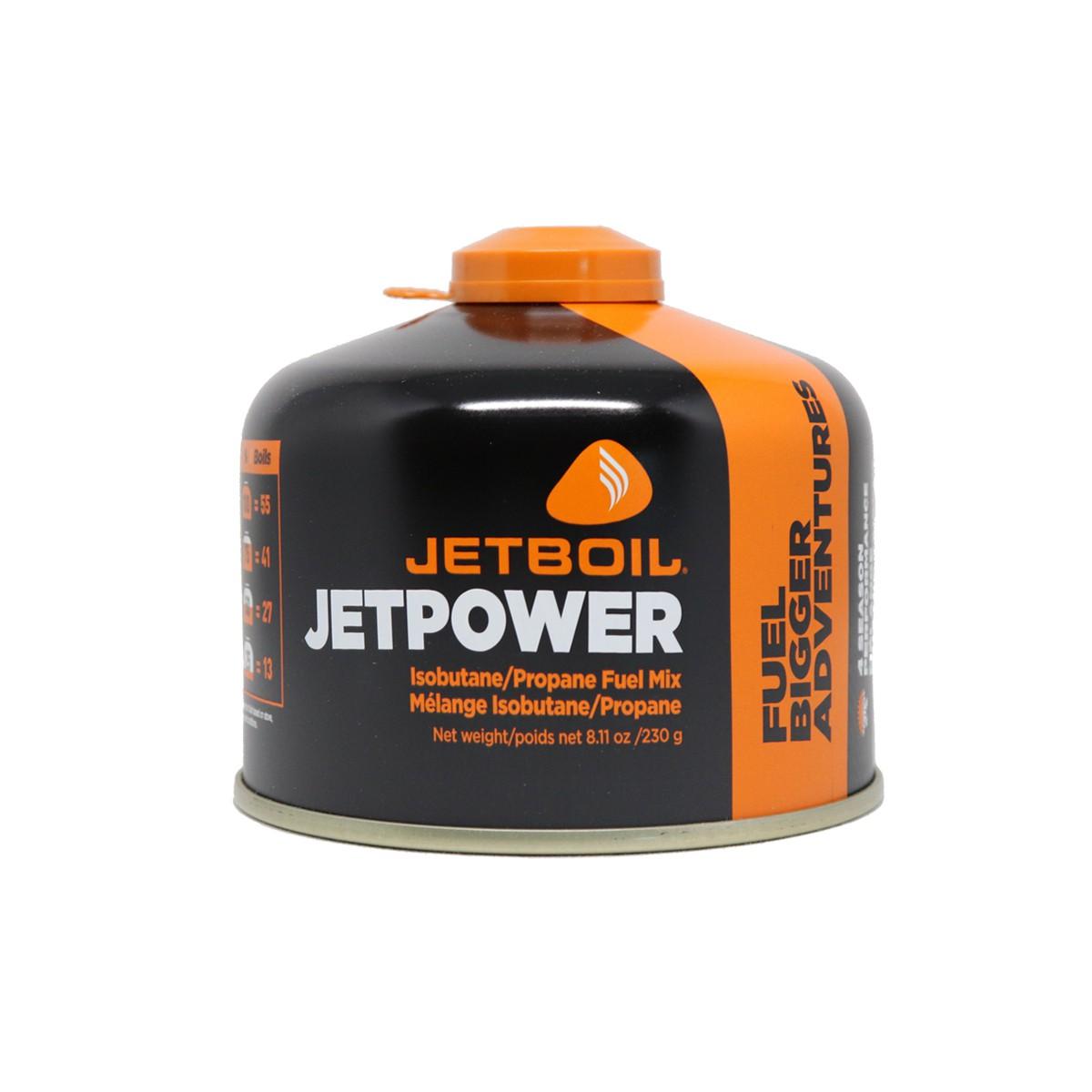 Cartouche Jetpower Fuel 230 G Jetboil