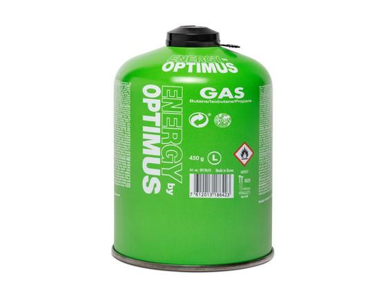 Cartouche Optimus Gas 450 g Butane/Isobutane/Propane