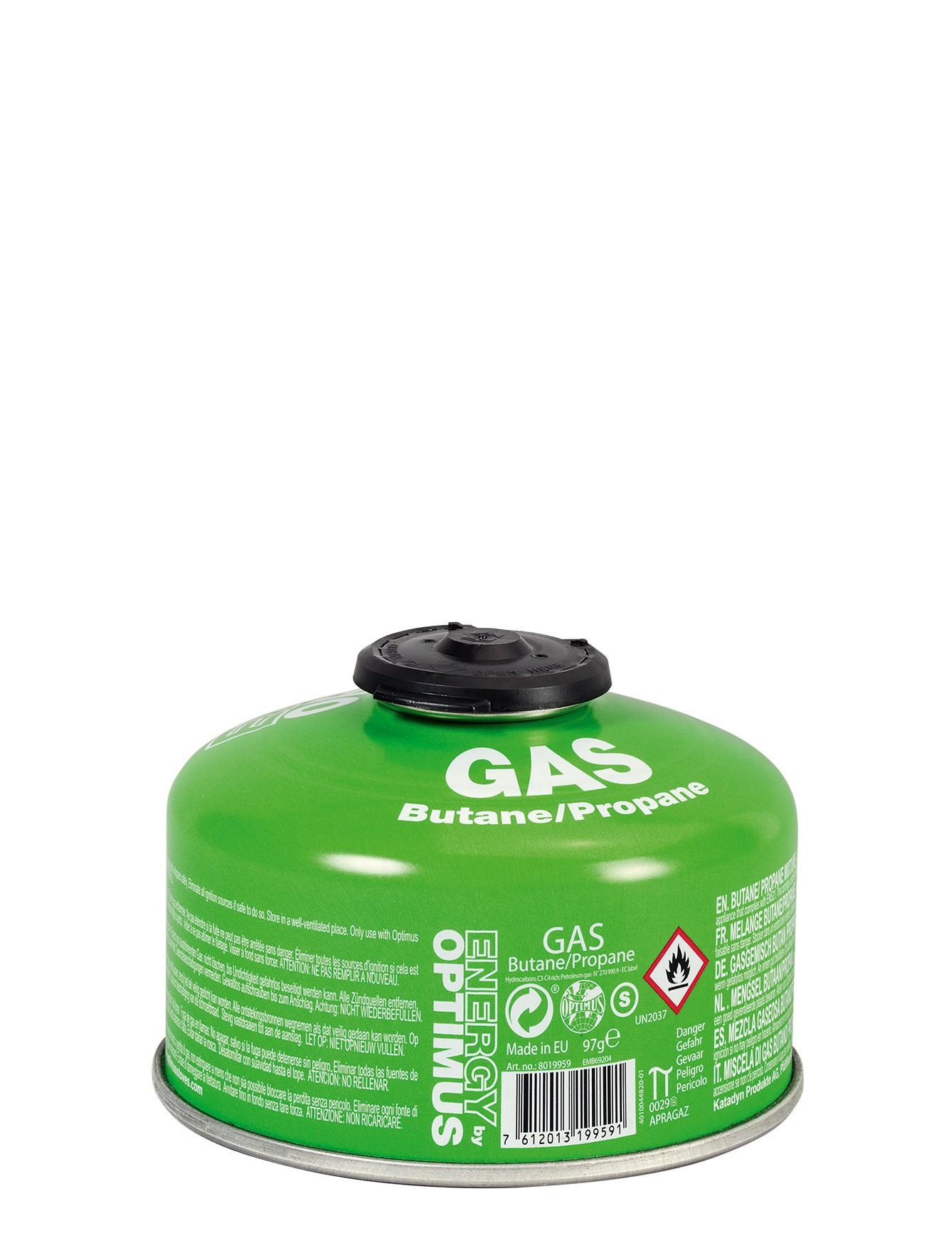 Optimus Gas 100 g Butane/Isobutane/Propane