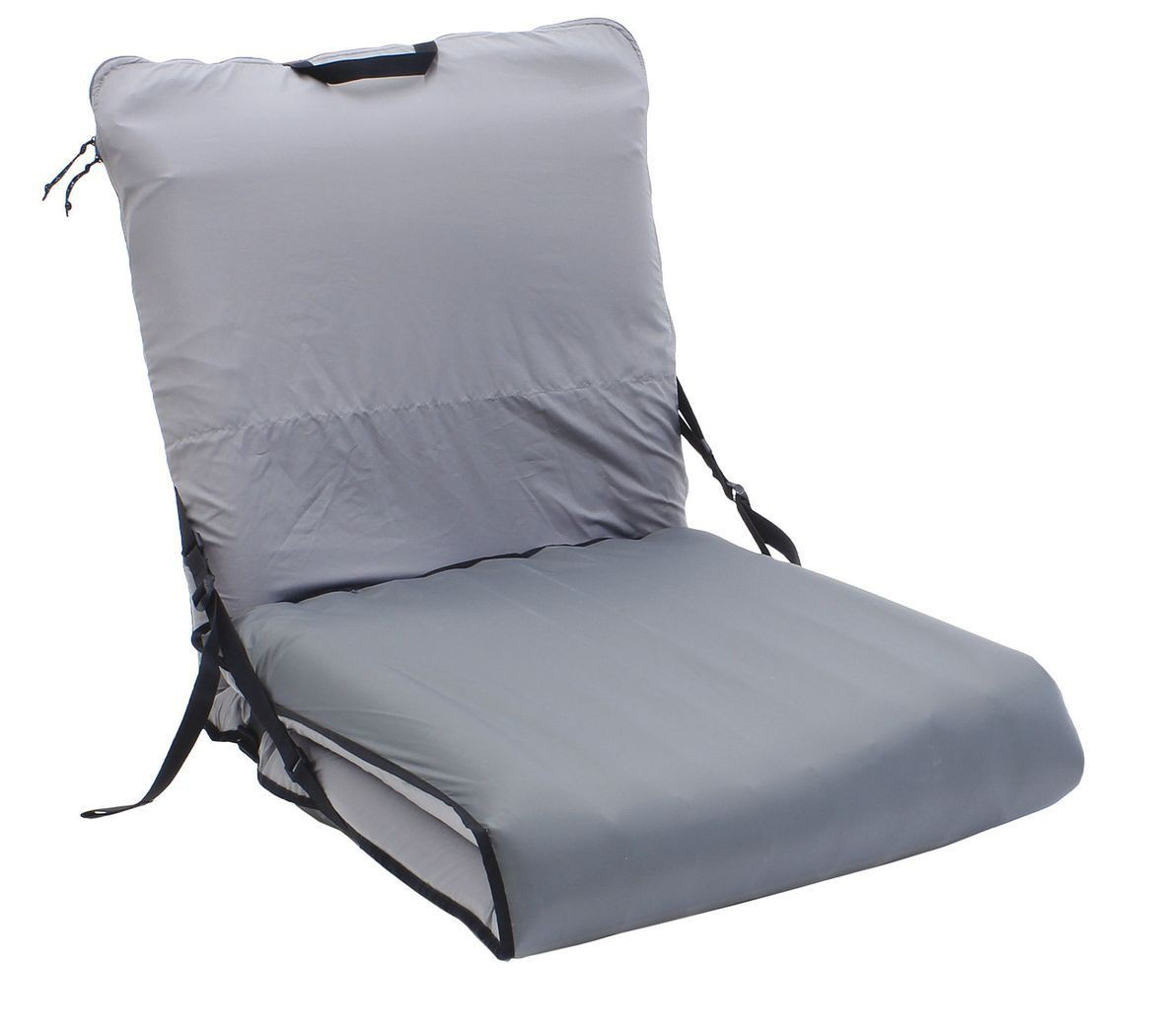 Exped chair kit fauteuil si ge chaise matelas for Housse matelas rangement