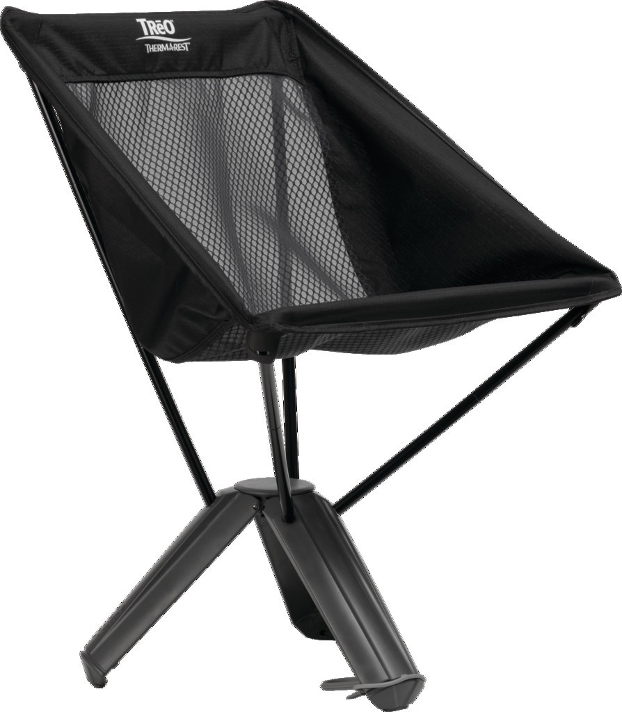 Thermarest Treo Chair Black Mesh