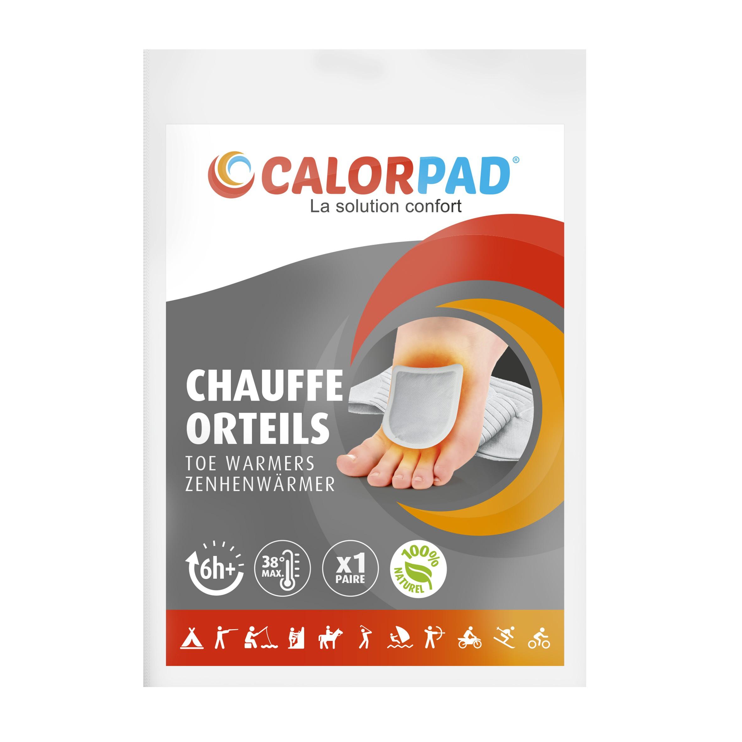 Calordpad Chauffe-Orteils