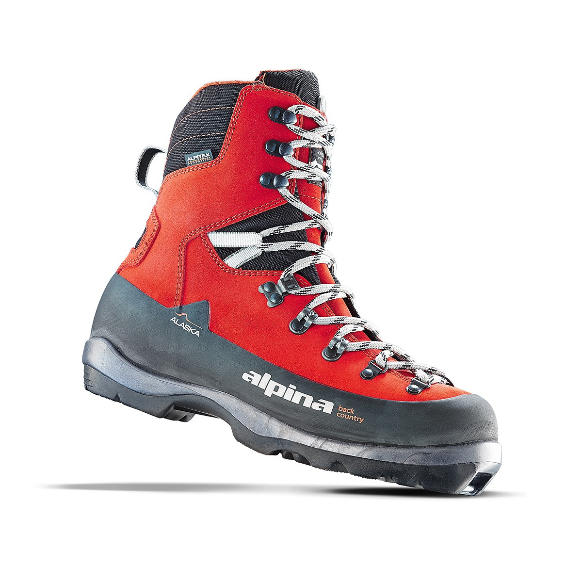 Chaussures Alpina Alaska Nnn Bc Backcountry Randonn 233 E