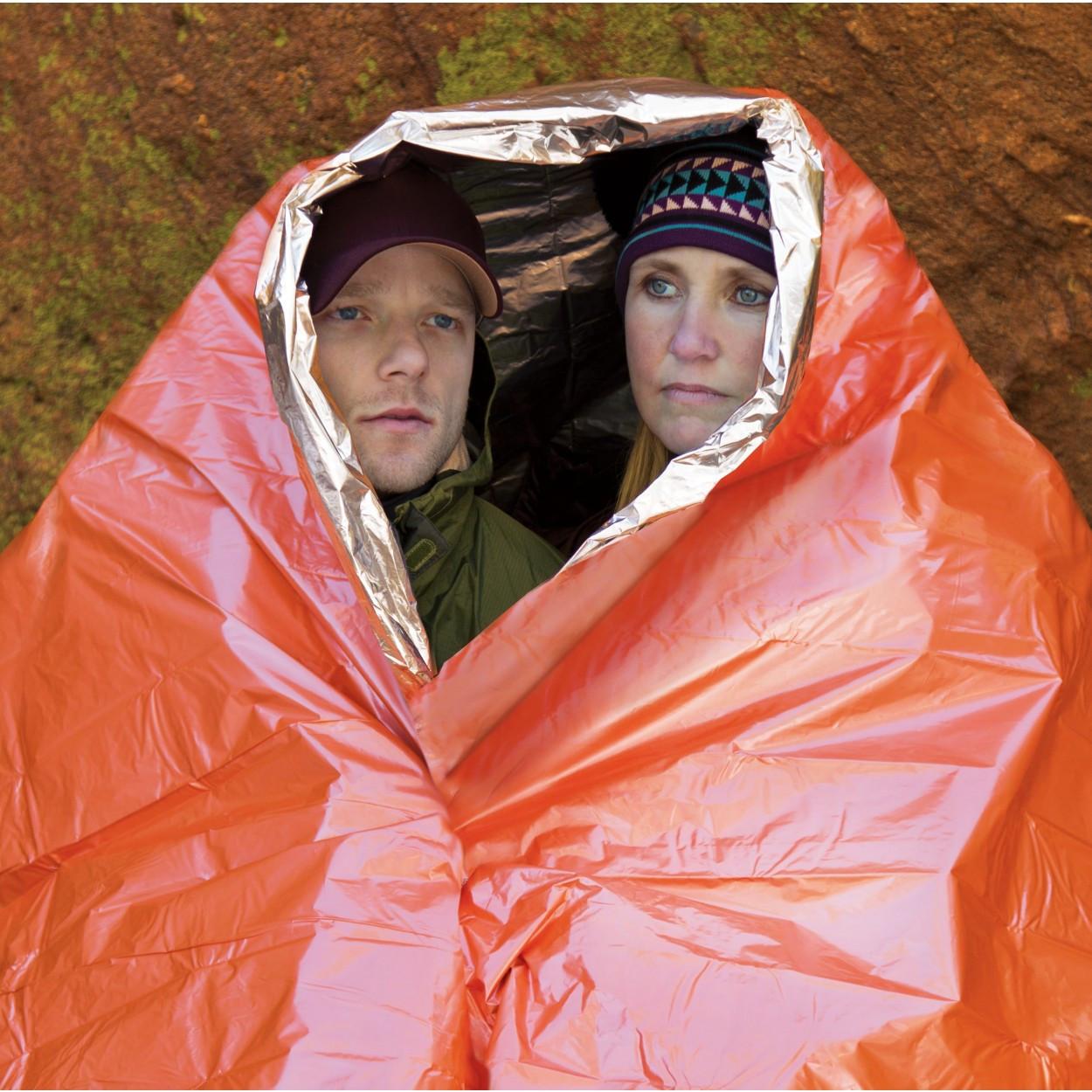 Couverture de survie Sol Emergency Blanket