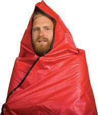 Hooded Grabber All Weather Blanket