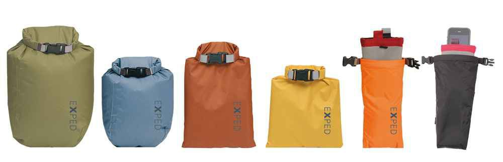 Exped Crush Drybag