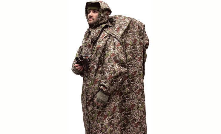 Fjellduk Pro Camouflage Montagne